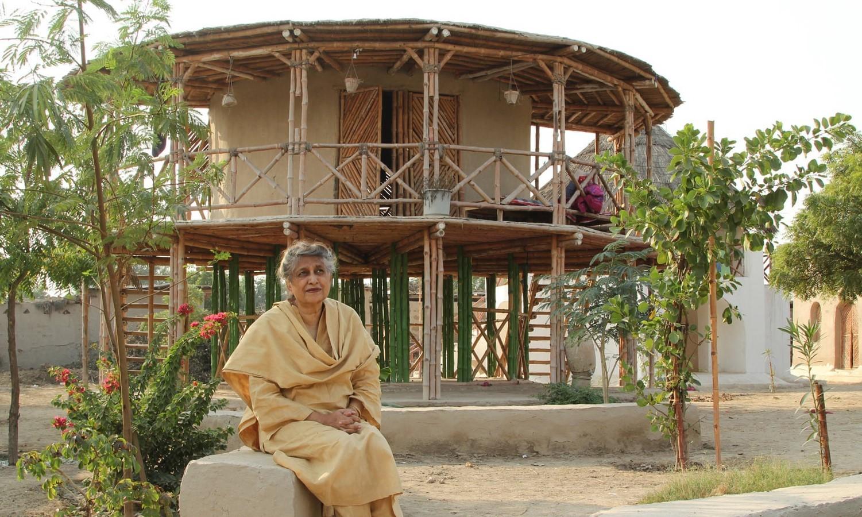 The Humanitarian Architecture of Yasmeen Lari- Pakistan's first female architect - Sheet1