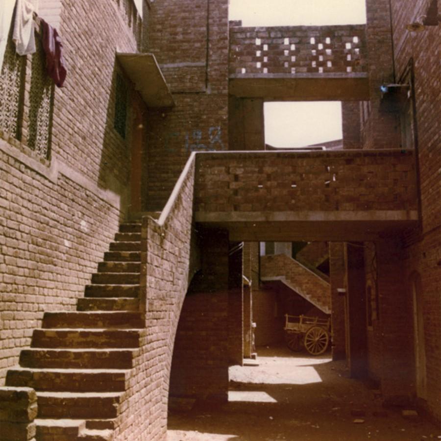 The Humanitarian Architecture of Yasmeen Lari- Pakistan's first female architect - Sheet3