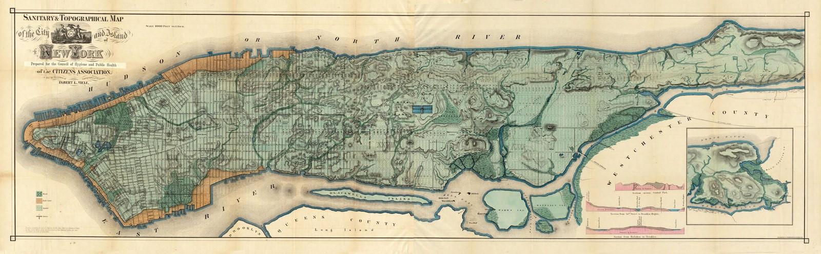 The Greatest Grid - Manhattan - Sheet5