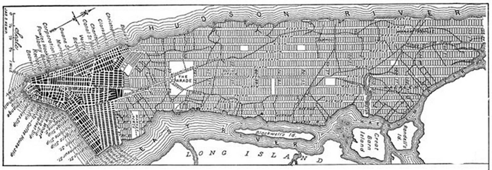 The Greatest Grid - Manhattan - Sheet6
