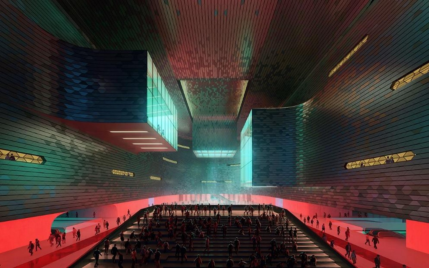 Pebble-shaped science museum for Shenzhen unveiled by Zet1aha Hadid Architects- Sheet6