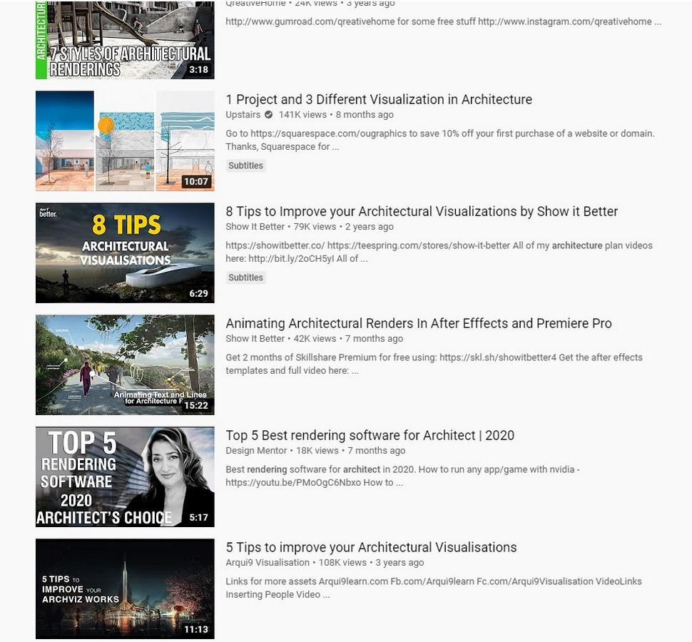 10 Tips on architectural presentation for students- Sheet10