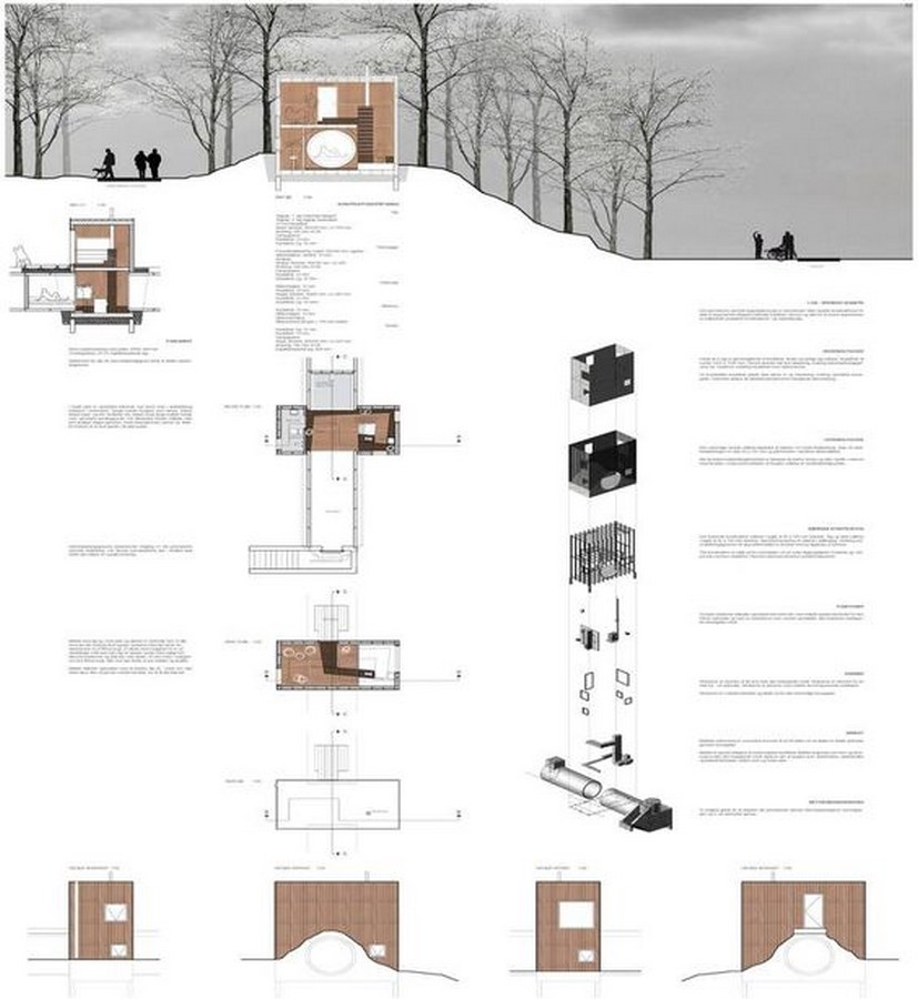 10 Tips on architectural presentation for students- Sheet13