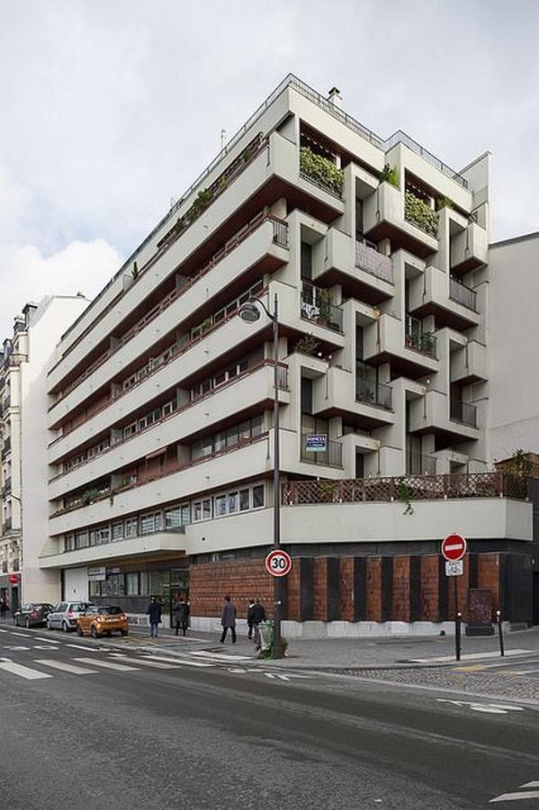 166, Rue Cardinet 17e, Paris- Sheet1
