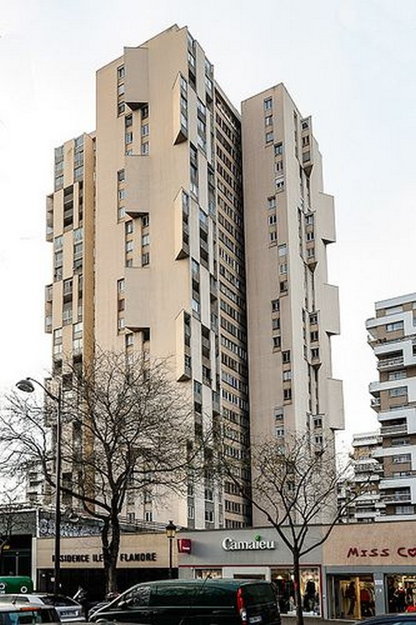 119–127 avenue de Flandre- Sheet1