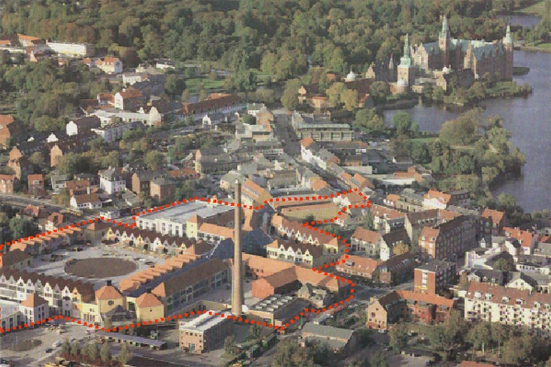 The Castle Arcades Town Center Project- Sheet2