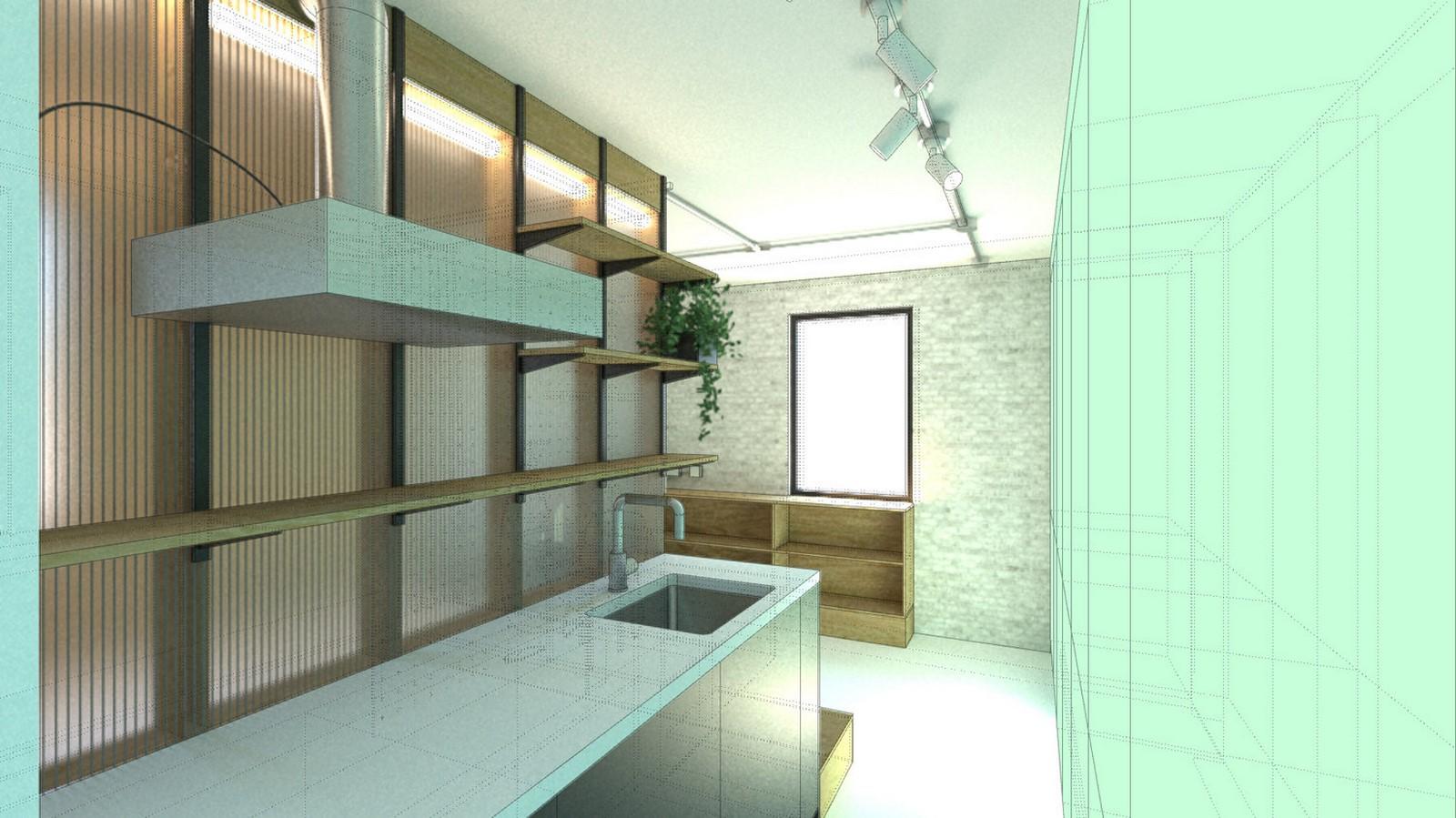 Clapham, Refurbishment- Sheet2