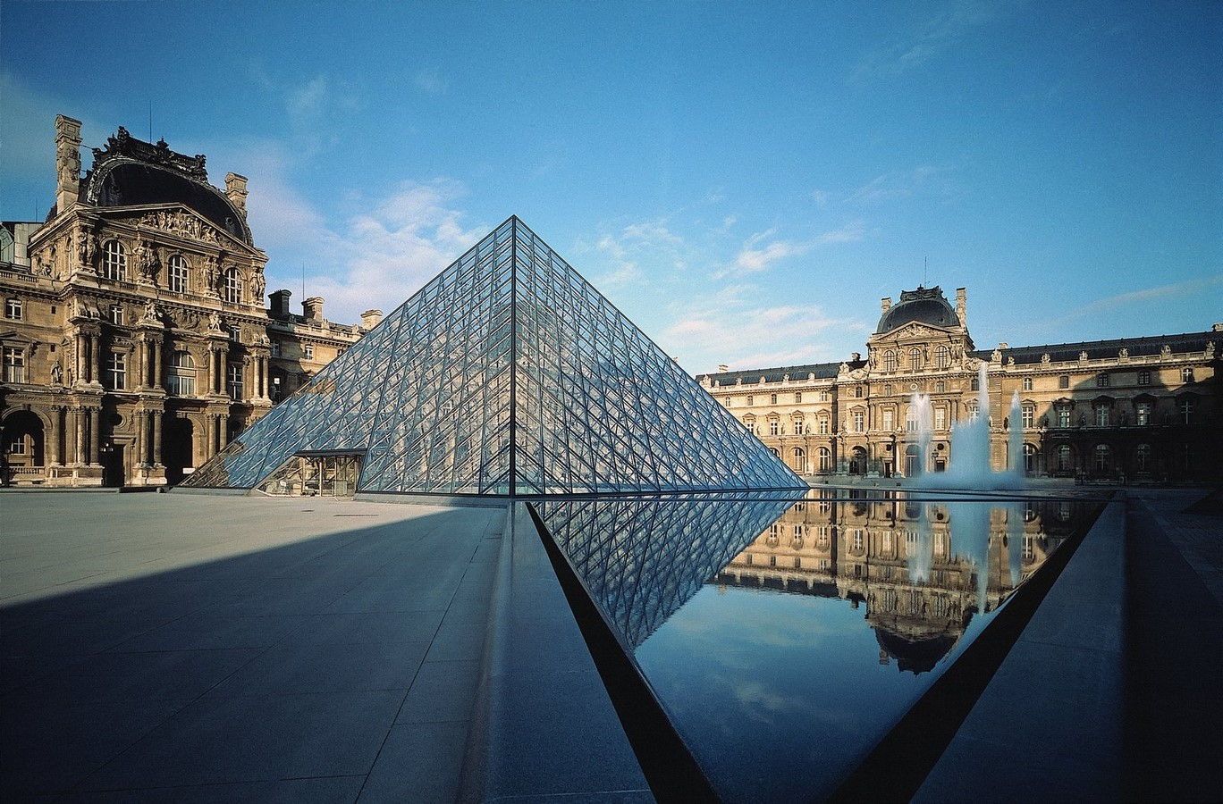 Louvre Pyramid by I.M, Pei: The Glass Pyramid- Sheet6