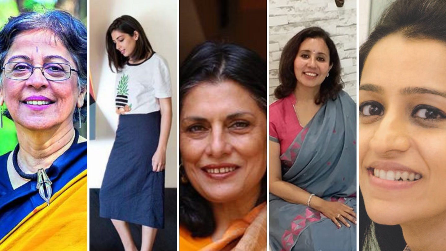 Indian Women in Architecture