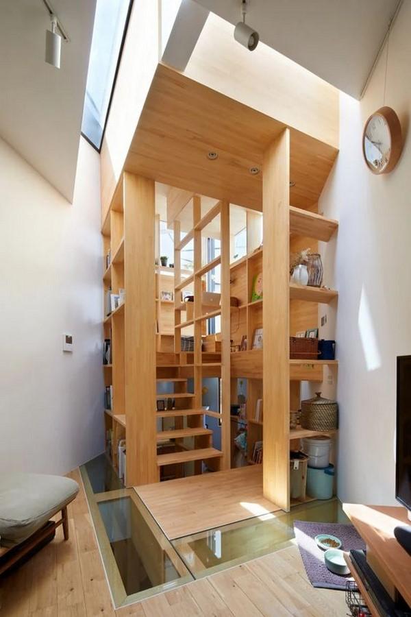 Narrow house by Fujiwaramuro Architects- Sheet2
