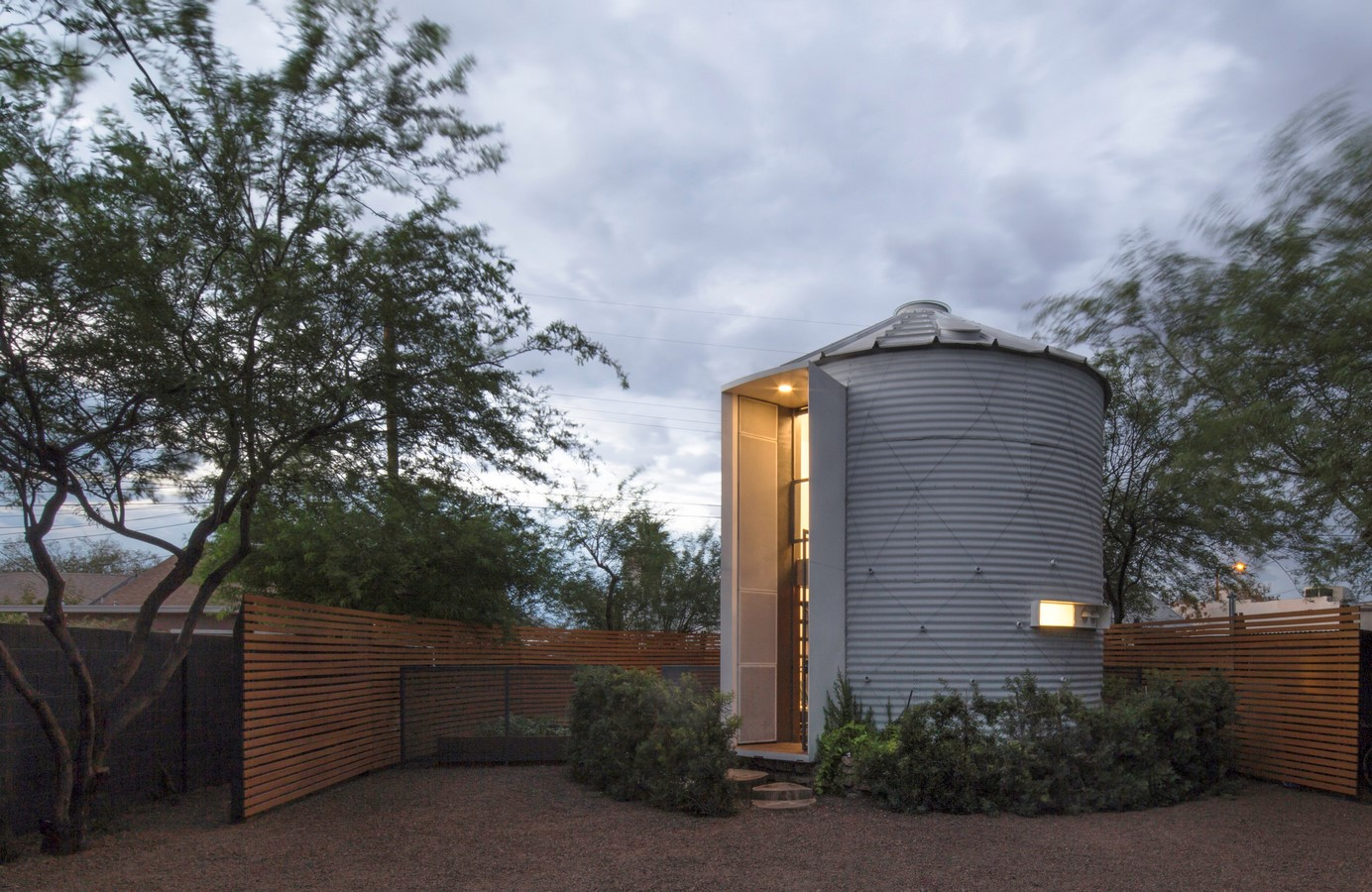 Silo House by Architect Christoph Kaiser- Sheet1