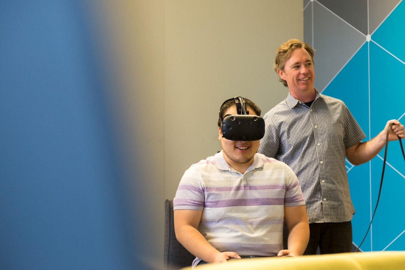 Virtual Reality (VR) as a marketing tool- Sheet1