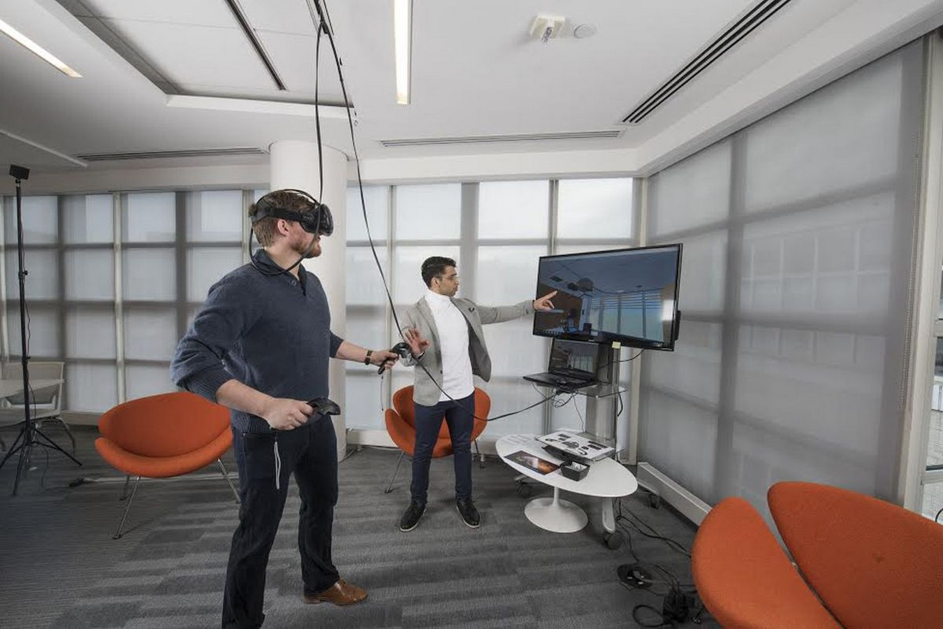 5 Upcoming instances of virtual reality in architecture- Sheet3