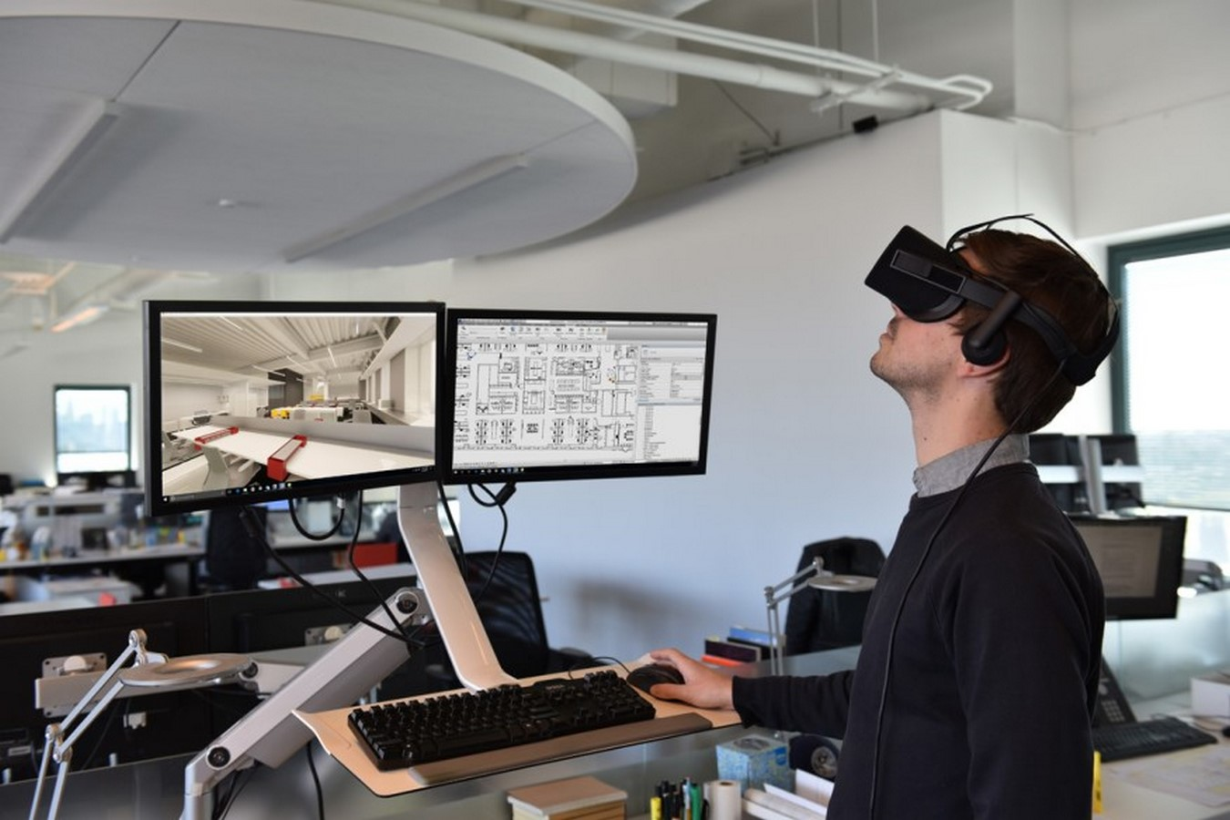 Relevance of Virtual reality in architecture- why do we need it?- Sheet6