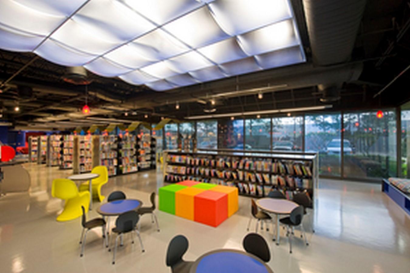 Morris Frank Library - Sheet1