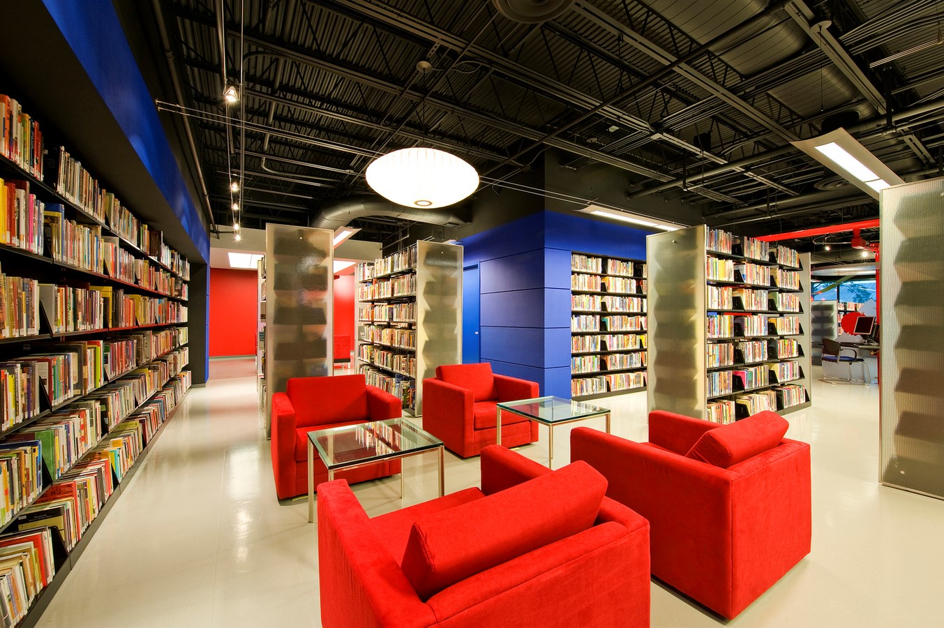 Morris Frank Library - Sheet2