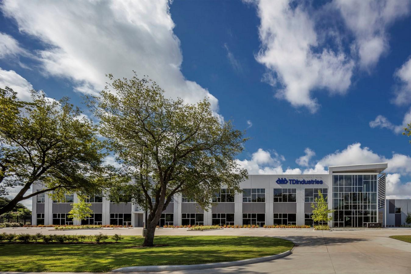 TD Industries Regional Office - Sheet3