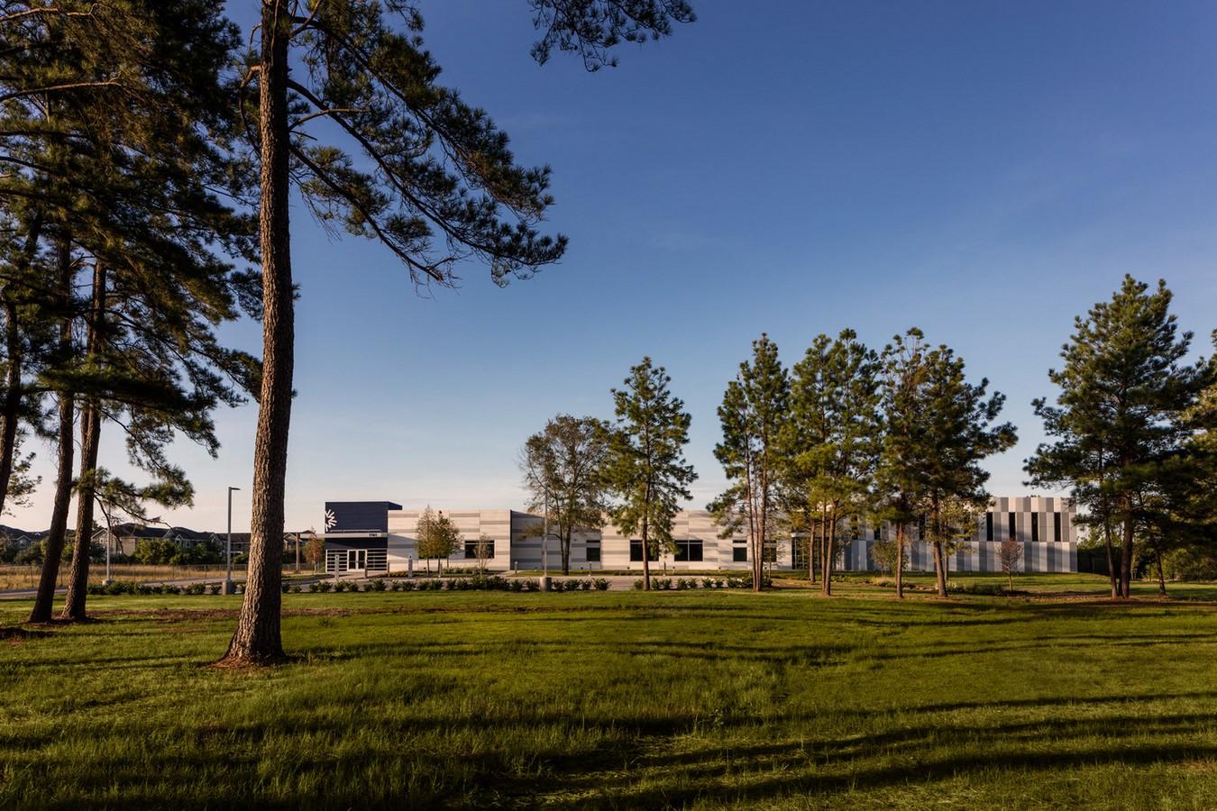 Walker engineering corporate headquarters, Houston, Texas -Sheet1