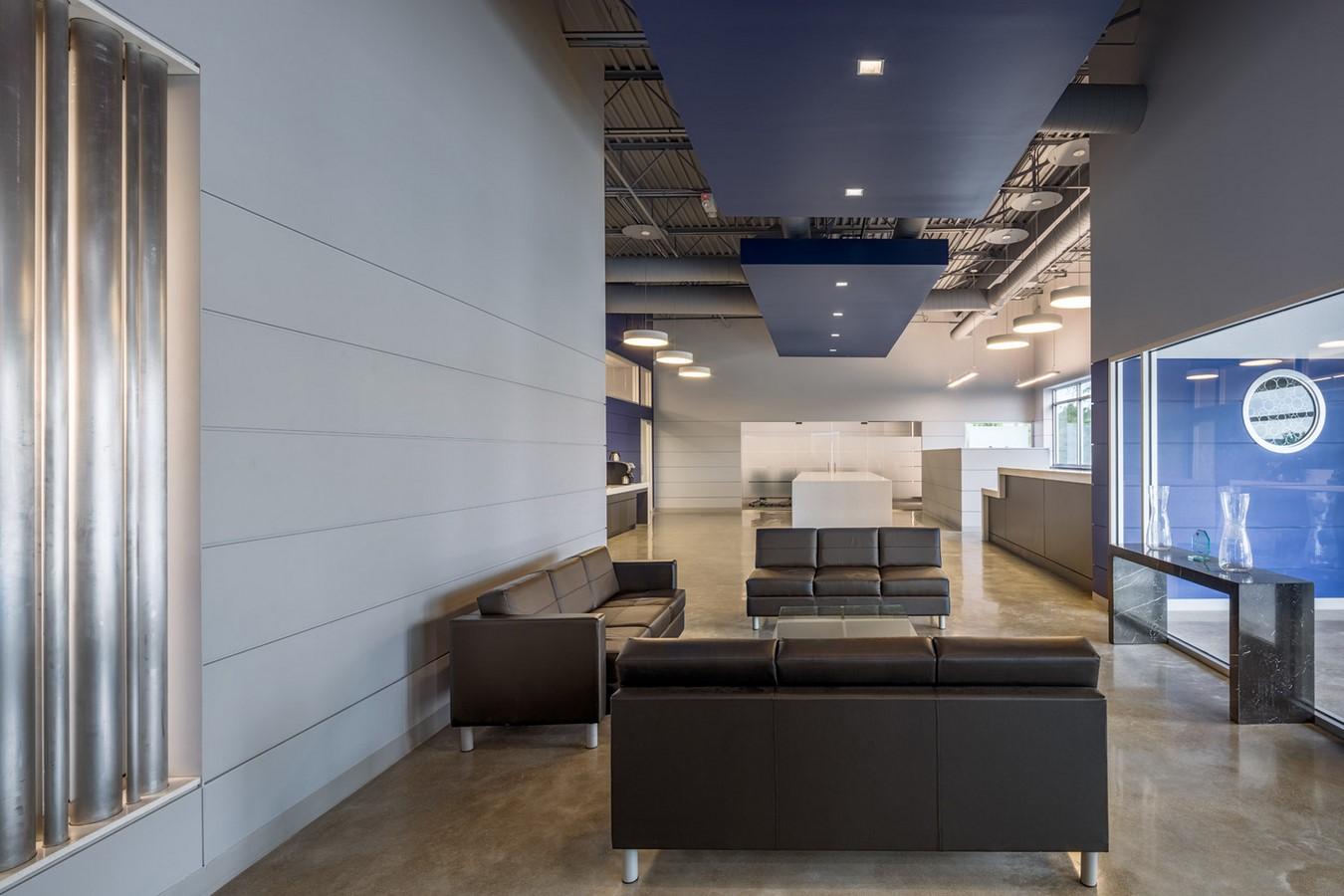 Walker engineering corporate headquarters, Houston, Texas -Sheet2