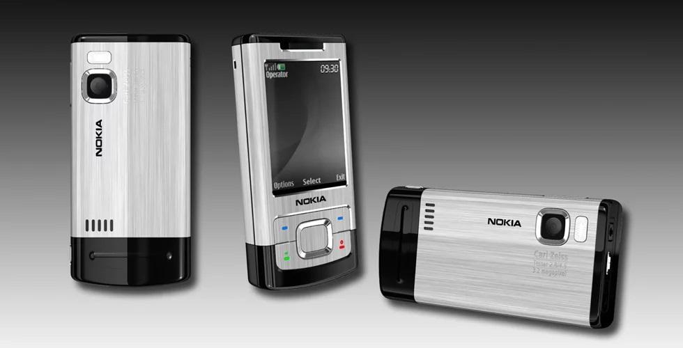 NOKIA 6500 Slide- Sheet2