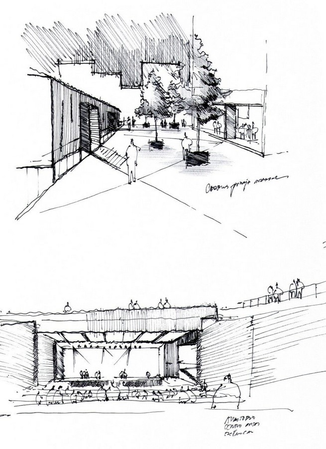 15 Tips on Architectural Sketching - Sheet3