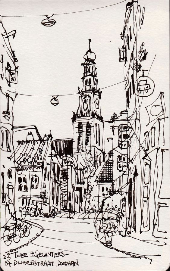 15 Tips on Architectural Sketching - Sheet4