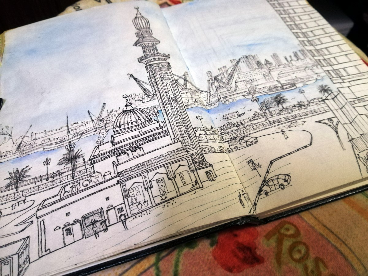 15 Tips on Architectural Sketching - Sheet6