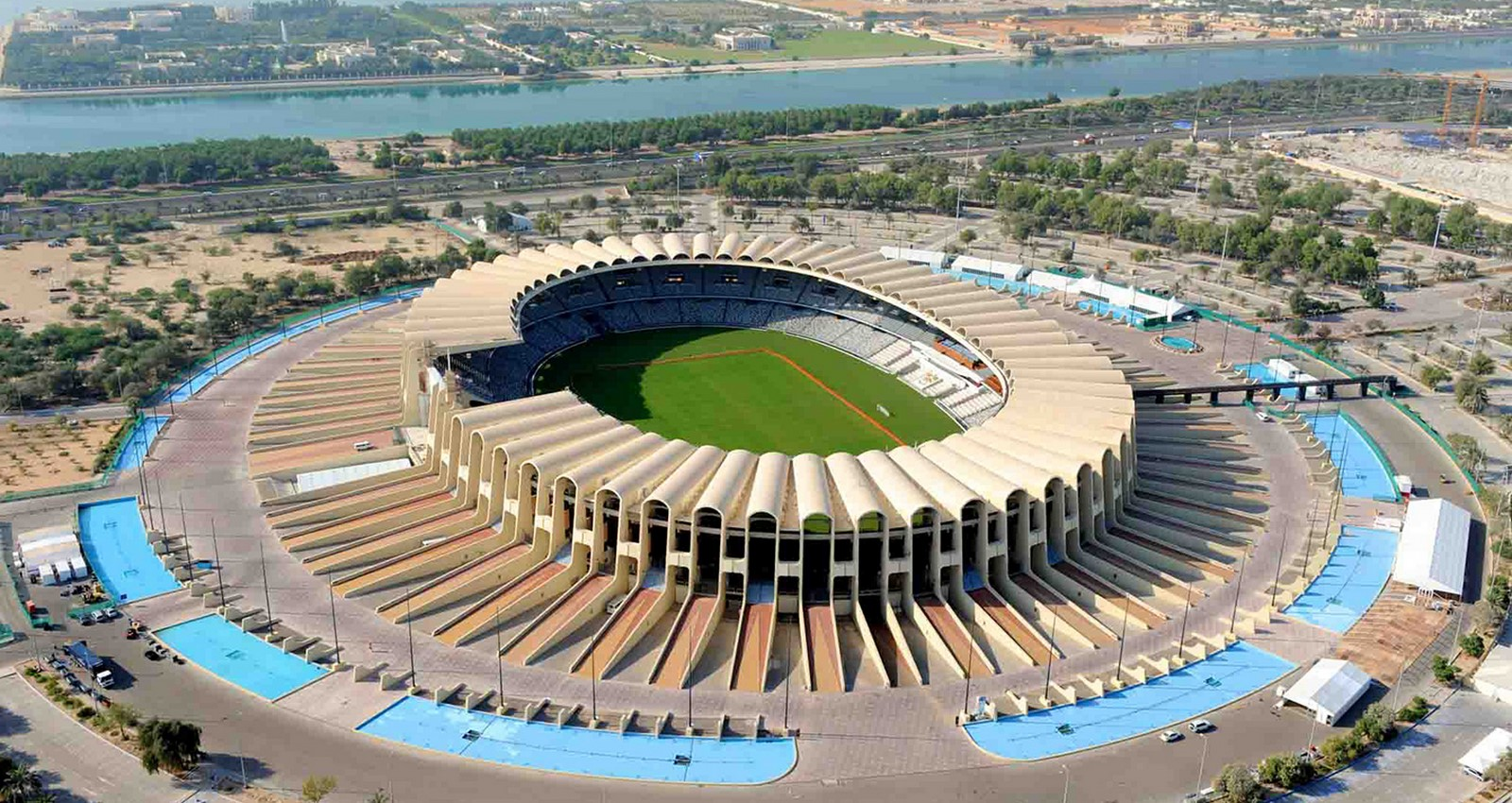 Zayed Sports City Stadium, Abu Dhabi - Sheet1