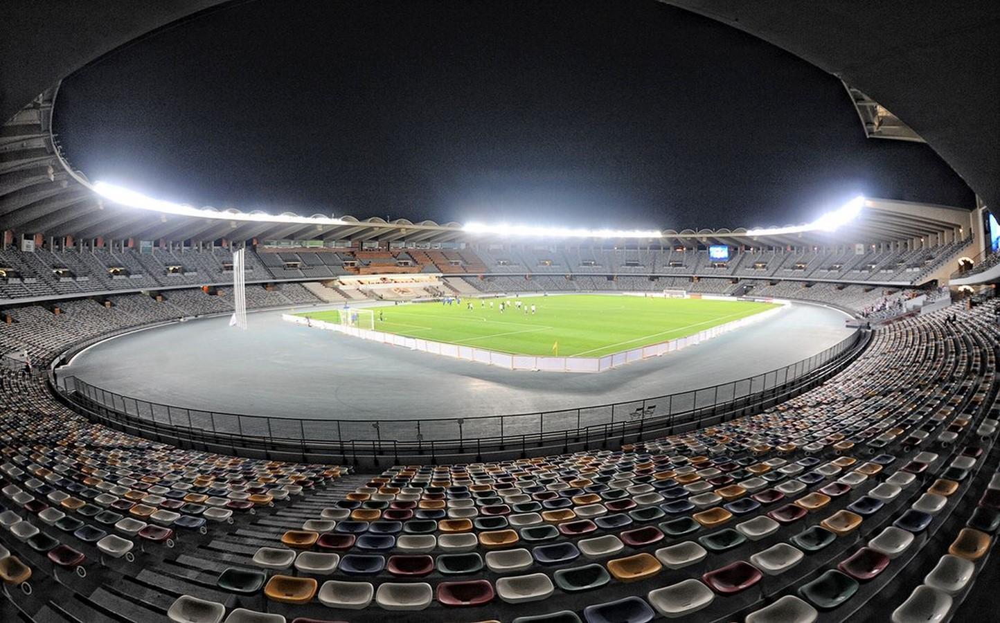 Zayed Sports City Stadium, Abu Dhabi - Sheet2