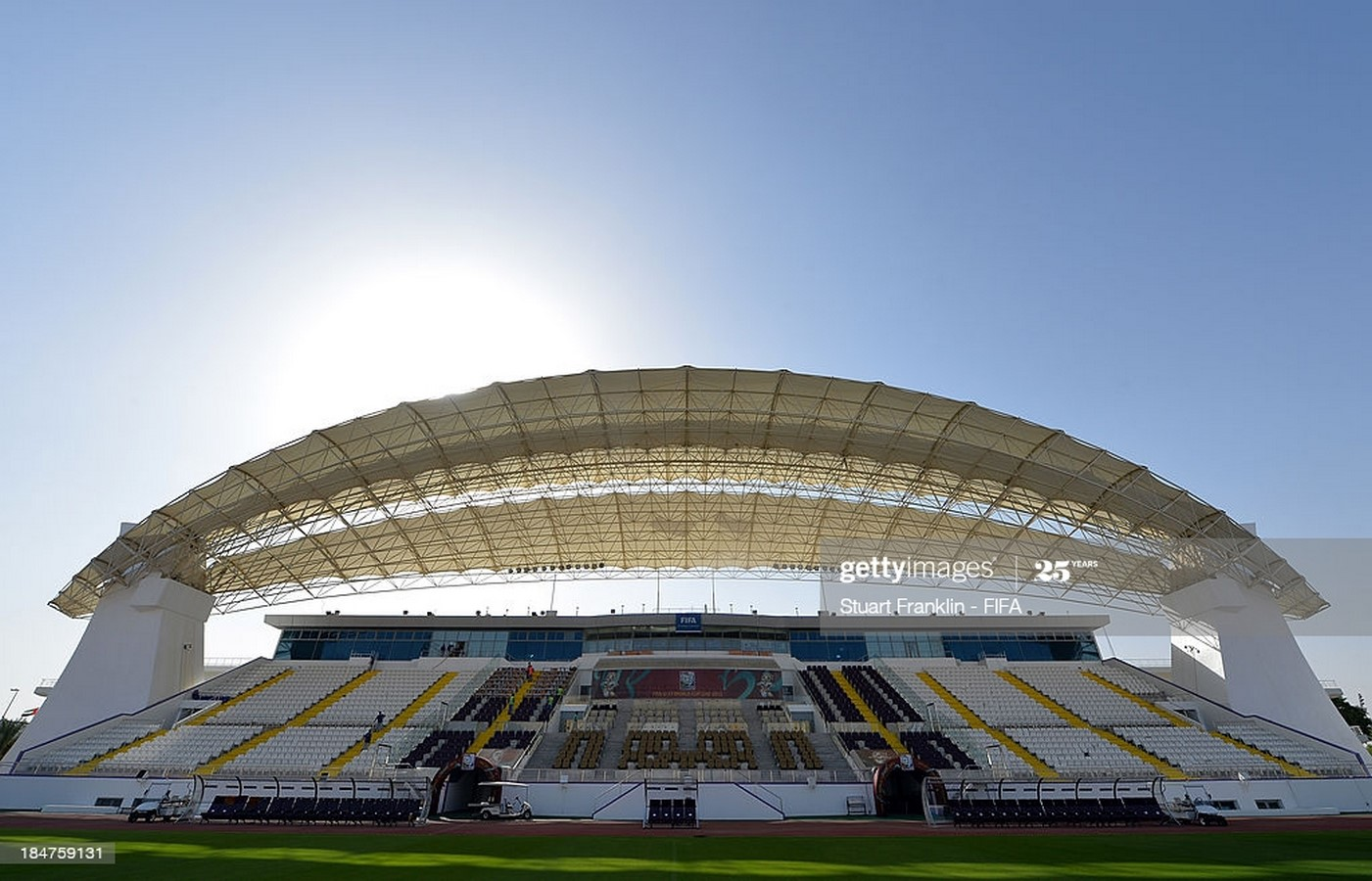 Khalifa Bin Zayed International Stadium, Abu Dubai - Sheet1
