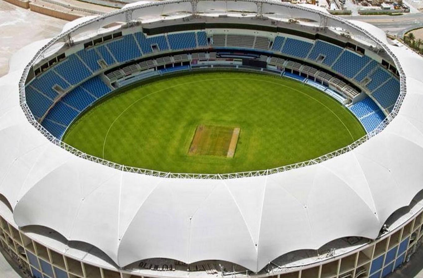 Dubai International Stadium - Sheet1