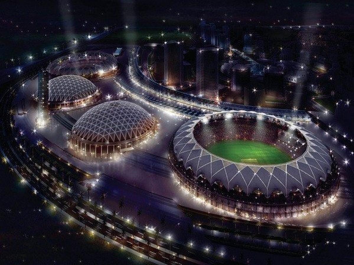Dubai International Stadium - Sheet2