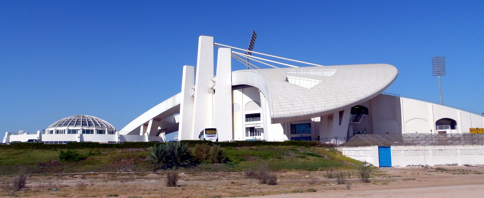 Sheikh Zayed Cricket Stadium, Abu Dhabi - Sheet1