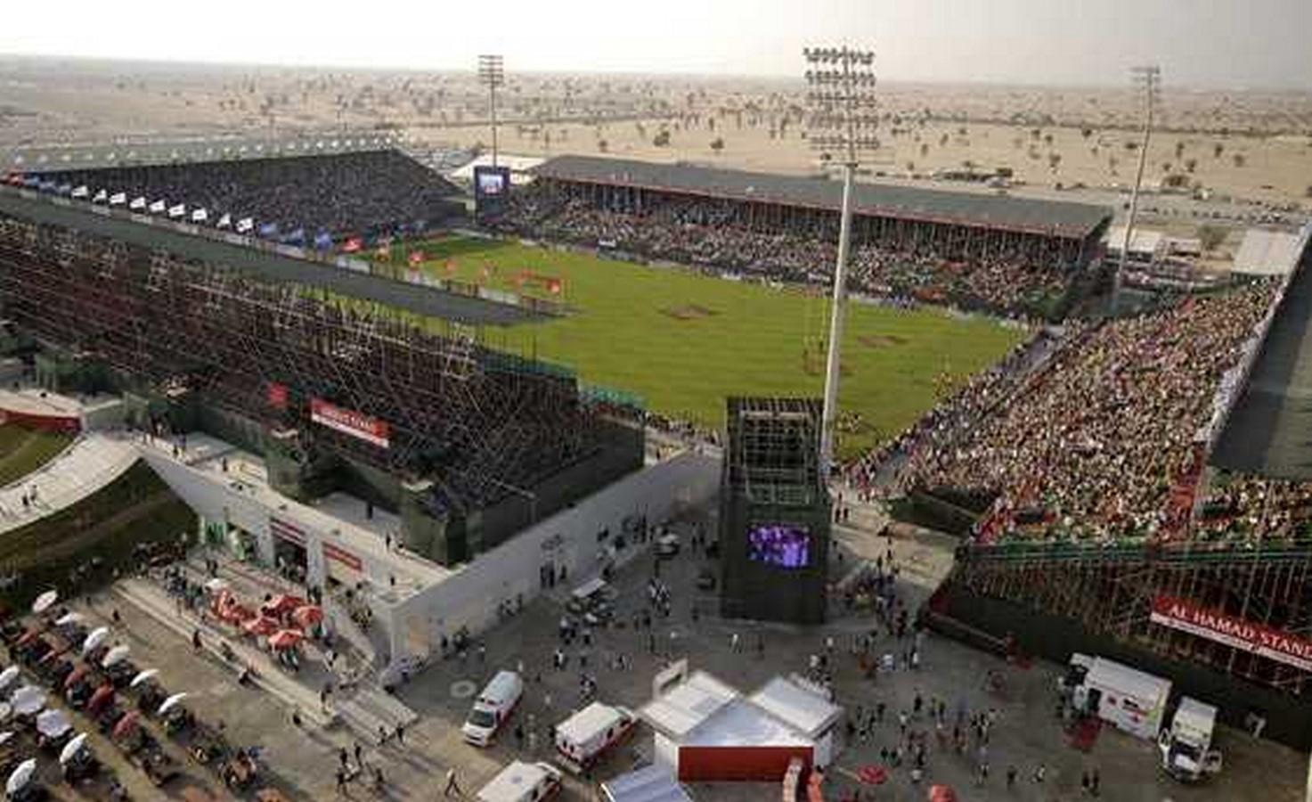The Stevens Stadium, Dubai - Sheet1