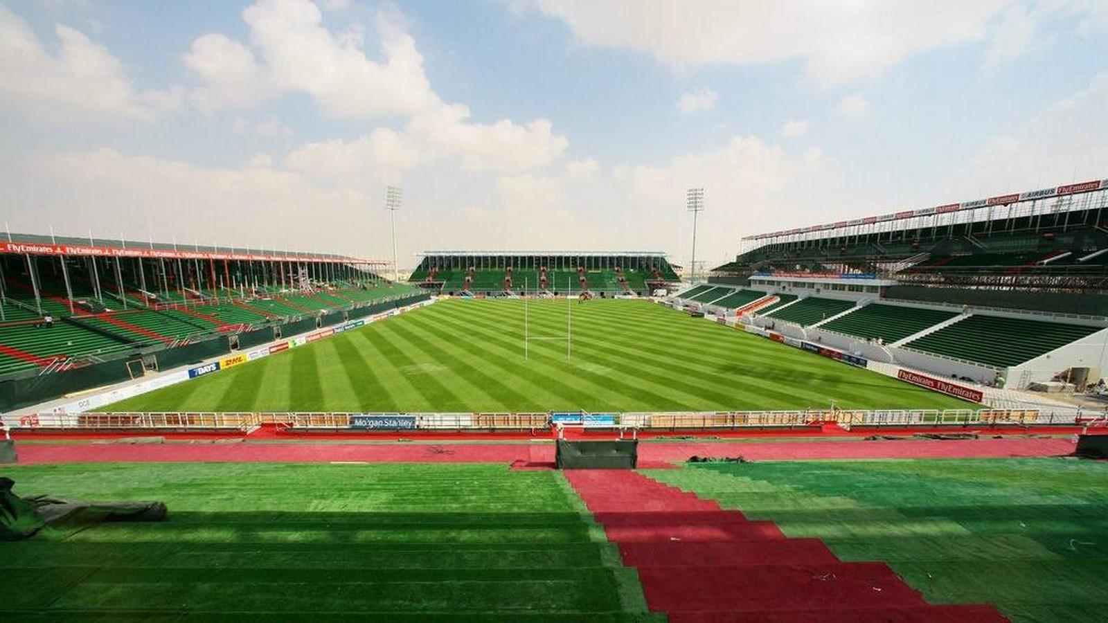 The Stevens Stadium, Dubai - Sheet2