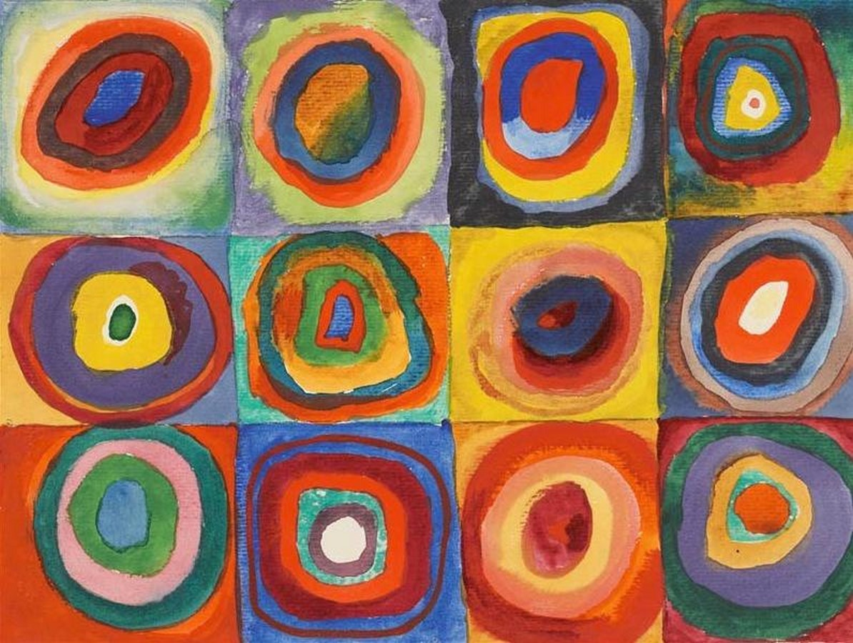 Wassily Kandinsky - Sheet1