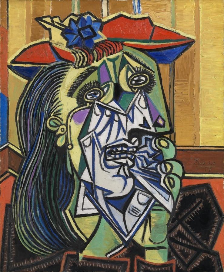 Pablo Picasso - Sheet1