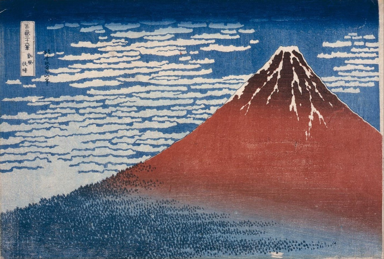 Katsushika Hokusai - Sheet1
