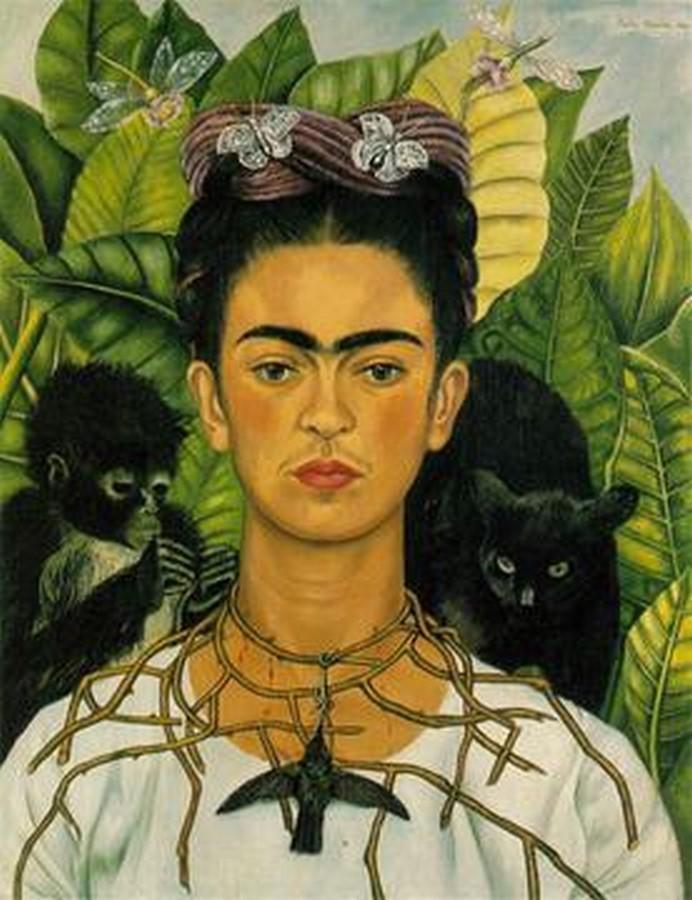 Frida Kahlo - Sheet1