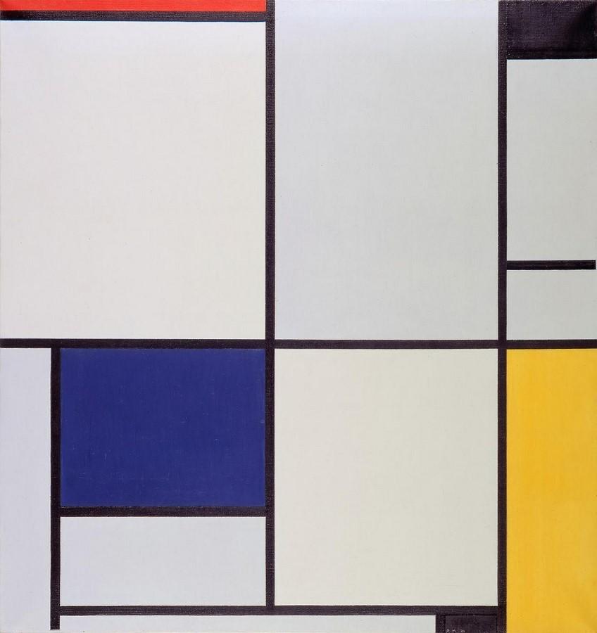 Piet Mondrian - Sheet1