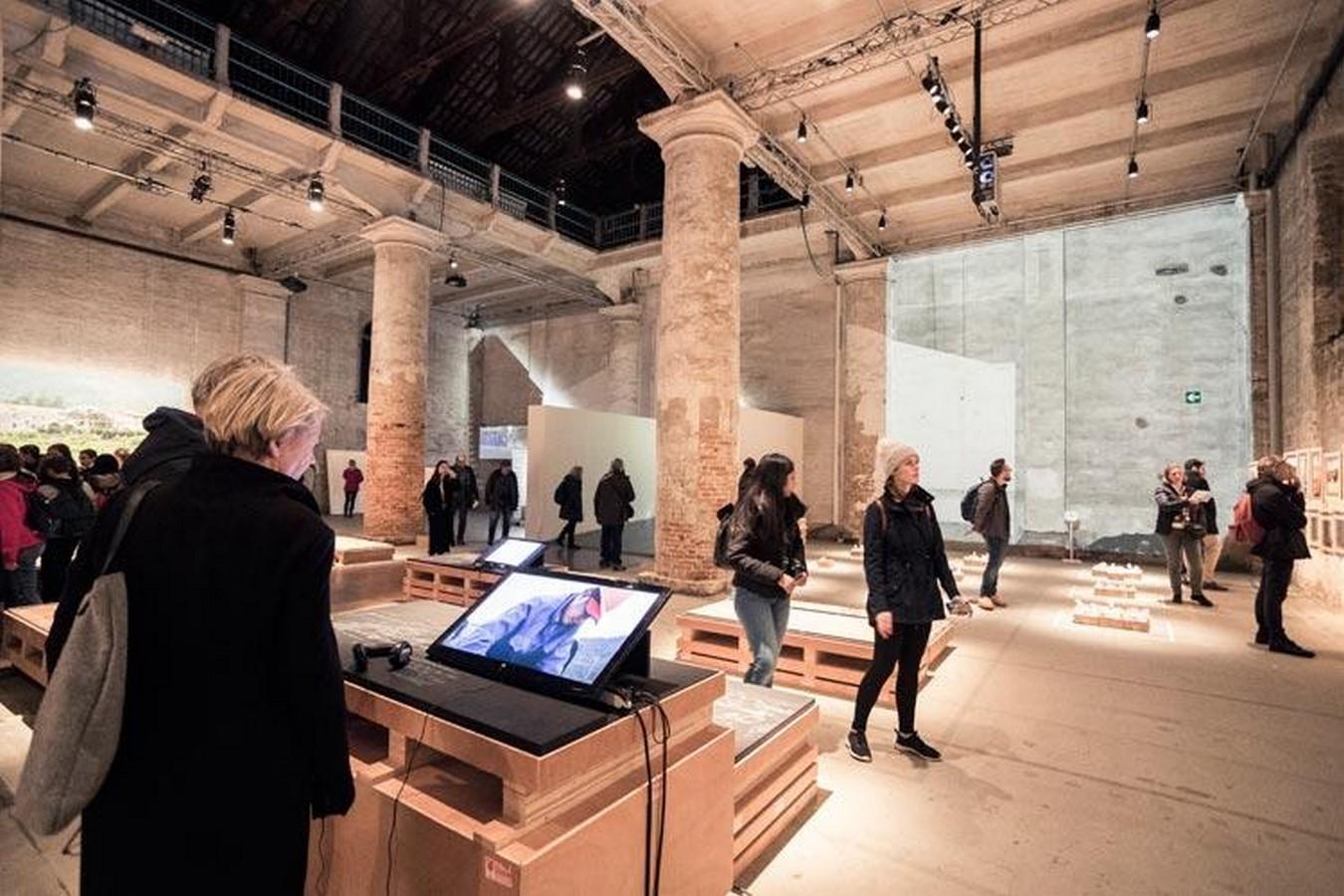 La Biennale di Venezia (Venice Architecture Biennale)-Sheet1