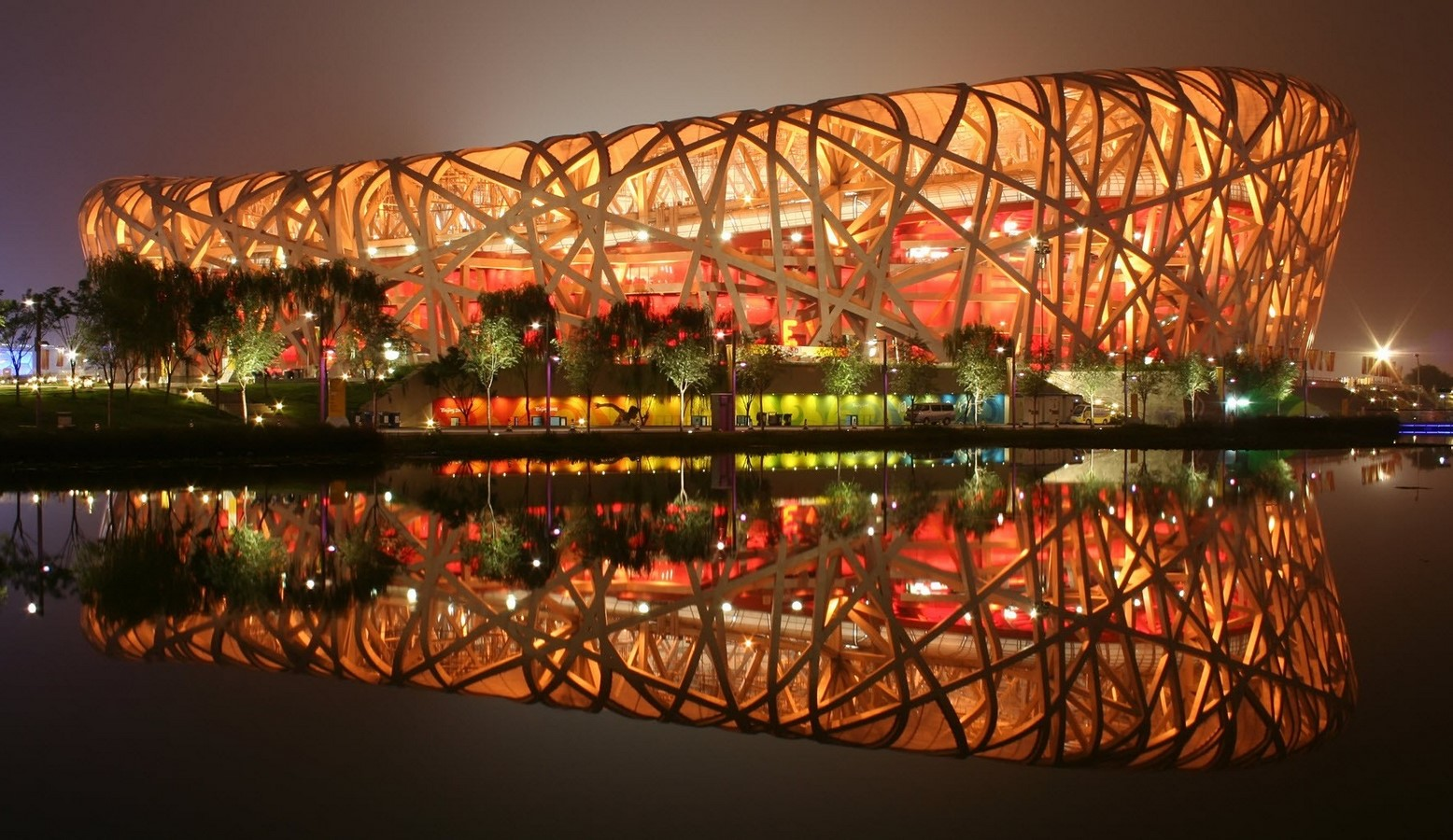 10 Things about you did not know about Bird's Nest, China- Sheet3