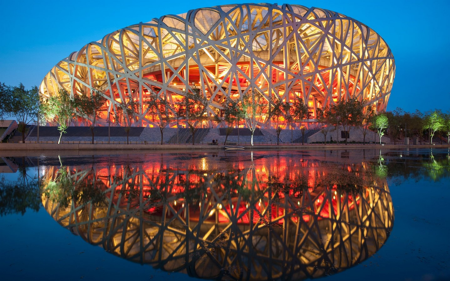 10 Things about you did not know about Bird's Nest, China- Sheet7