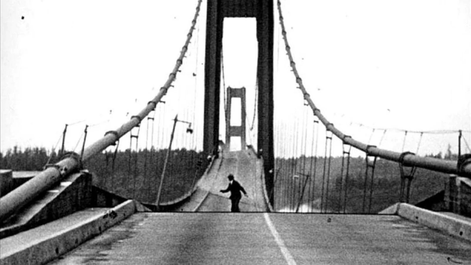 10 Things you did not know about the Tacoma Narrows Bridge - Sheet9