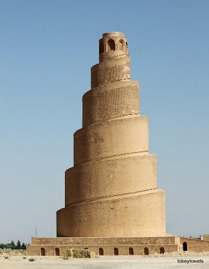 Minarets - Sheet2