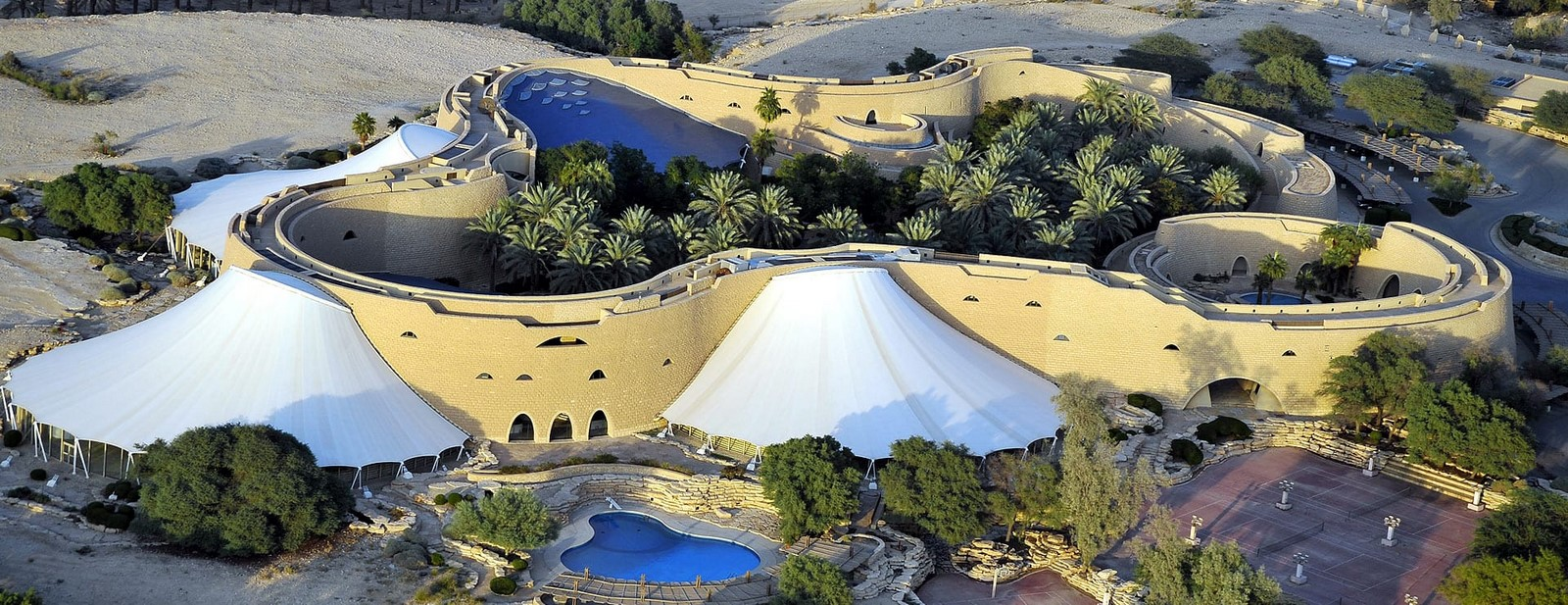 The Tuwaiq Palace by Frei Otto: Pearls in the desert - Sheet8