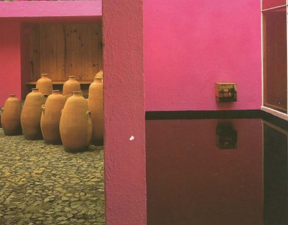 Galvez House by Luis Barragan: Modernism in traditional Mexico - Sheet1
