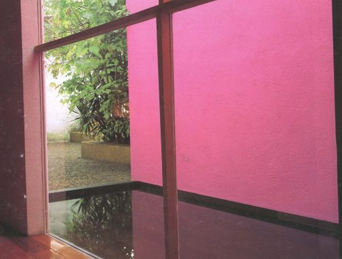 Galvez House by Luis Barragan: Modernism in traditional Mexico - Sheet2