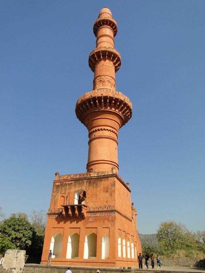 Daulatabad Fort, Aurangabad- Sheet2