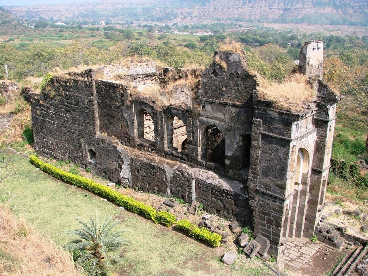 Daulatabad Fort, Aurangabad- Sheet3
